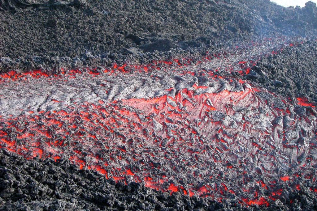 Etna lava types