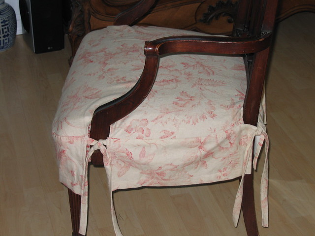 Slipcovers For Dining Chairs With Arms Chair Pads Amp Cushions