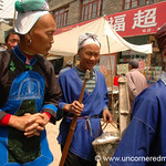 Miao and Gejia Women - Guizhou Province, China