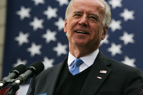 Joe Biden Rallies in West Virginia October 24, 2008