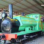 The Rail Transport Museum at Bassendean PERTH WA  663