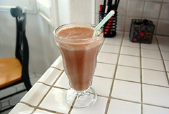 Super-Duper Cacao Smoothie!
