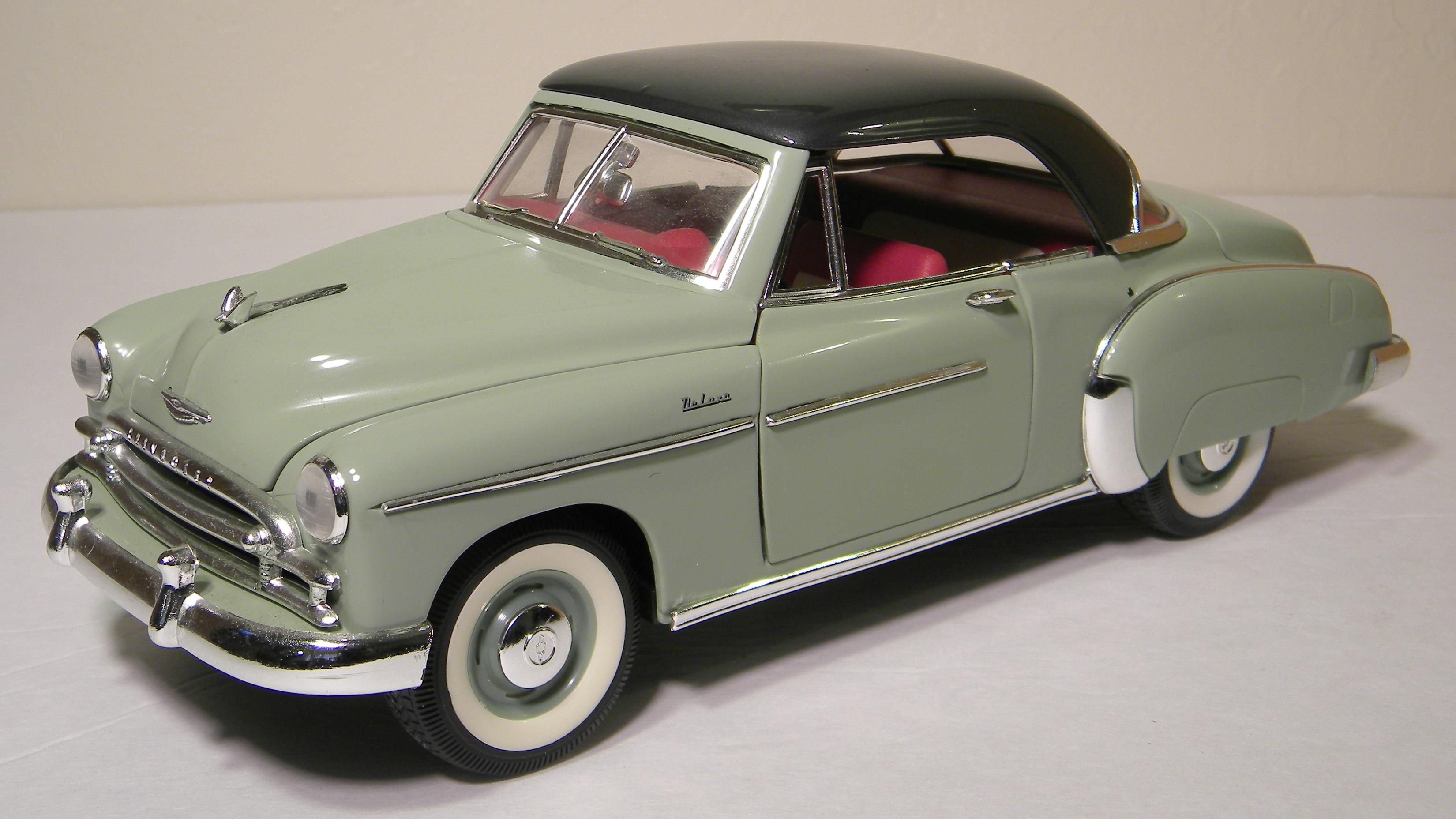 1950 chevrolet 2 door hardtop solido 1 18th scale for 1950 chevy 2 door hardtop