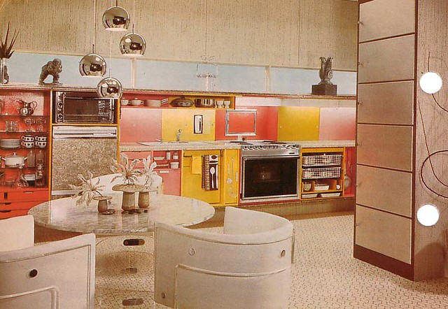 Home cookin 39 seventies kitchens voices of east anglia for Retro kitchen ideas 1970