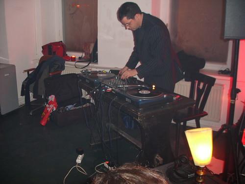Scratching Turntablism at Blitzteam Berlin 2007