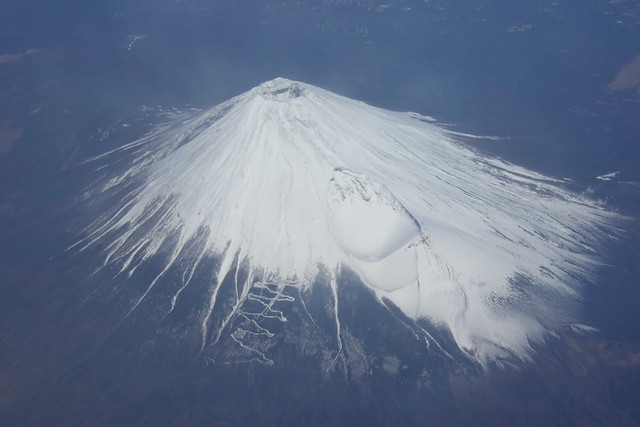 Mt. Fuji from the Sky 2008