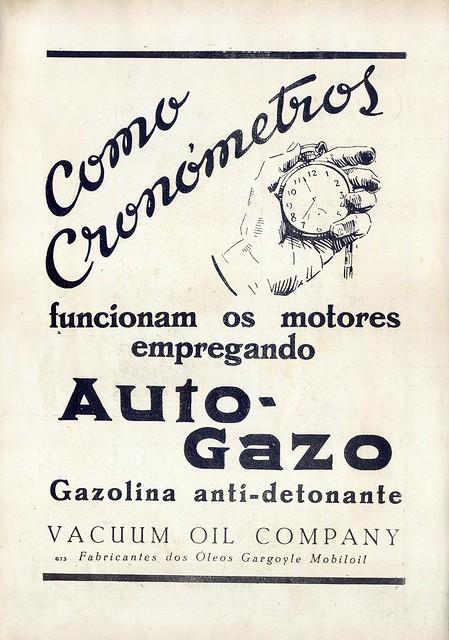 Ilustração, No. 119, Dezembro 1 1930 - contra-capa