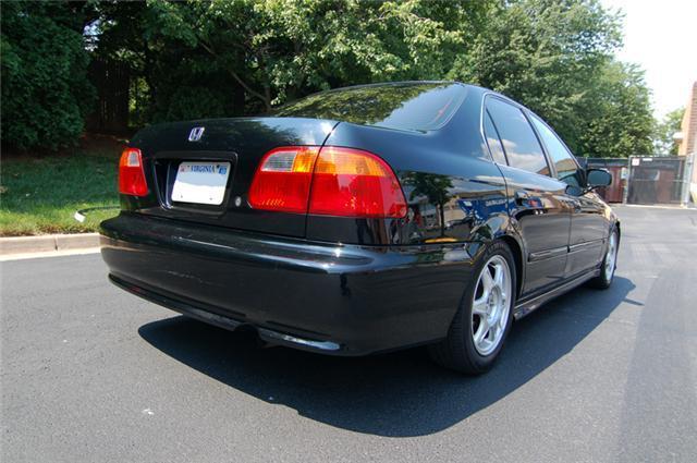 Honda civic ex sedan northern virginia dc metro area for Honda northern virginia