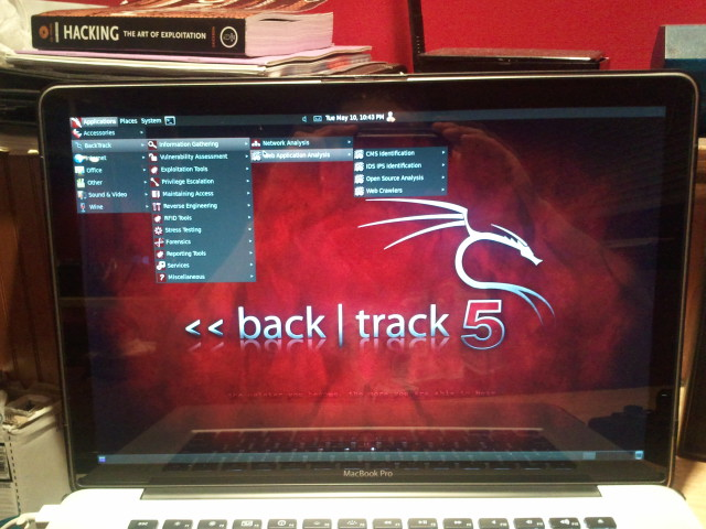 BackTrack, Linux, distributions, Ubuntu, derivate, securuty, forensic