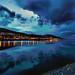 Fort William - Blue hour- Scotland by Amaya & Laurent