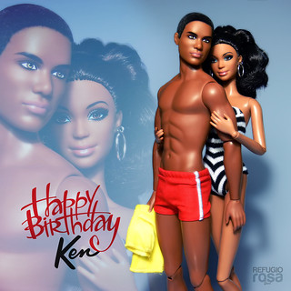 Happy Birthday Ken, Alma