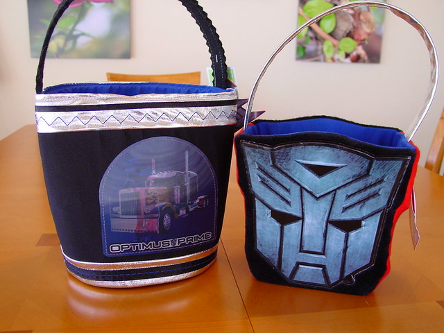 transformers easter baskets flickr   photo sharing