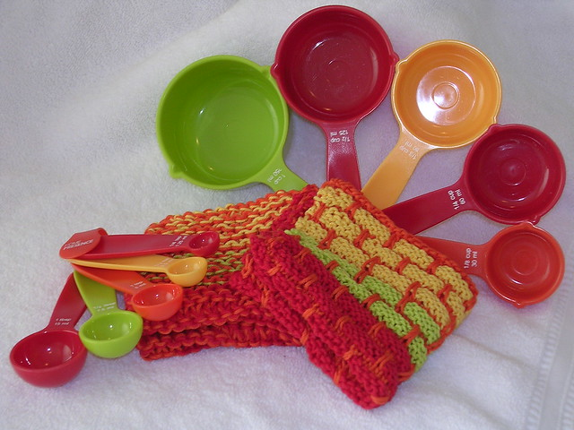 Grandmother's Favorite - Knit Pattern - Dishcloths Boutique