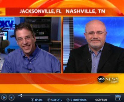 Clark Howard & Dave Ramsey on GMA