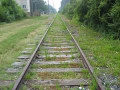 the defunct railway through Virginia Beach, VA