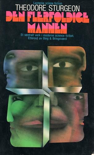 Theodore Sturgeon - Den Flerfoldige Mannen