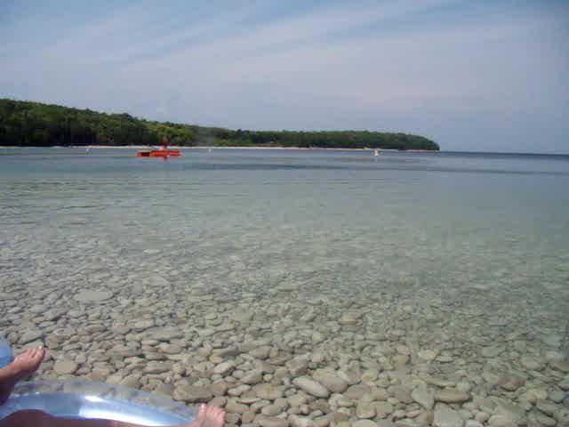 Washington Island, WI 355