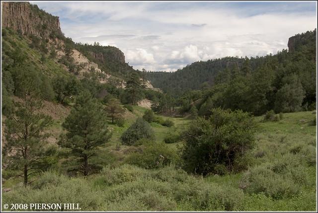 Hardcastle Canyon