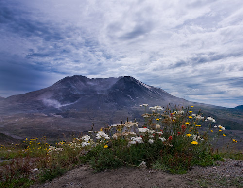 Mount St. Helens by CC user skedonk on Flickr