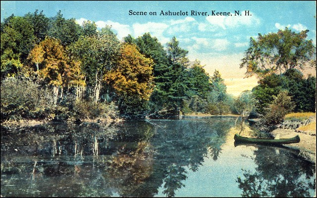 Scenic Views of Keene & Cheshire County NH