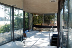 VDL Research House, Richard & Dion Neutra, Architects, 1932 & 1964 (Upper Level)