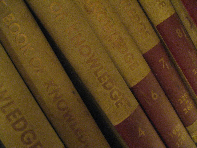 Books of Knowledge. from Flickr via Wylio