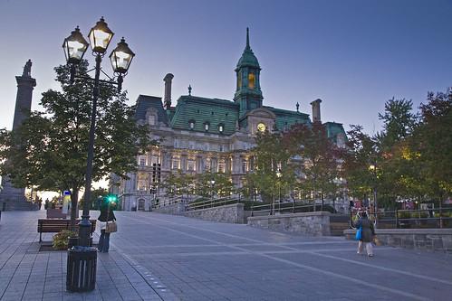 Montreal Town Hall