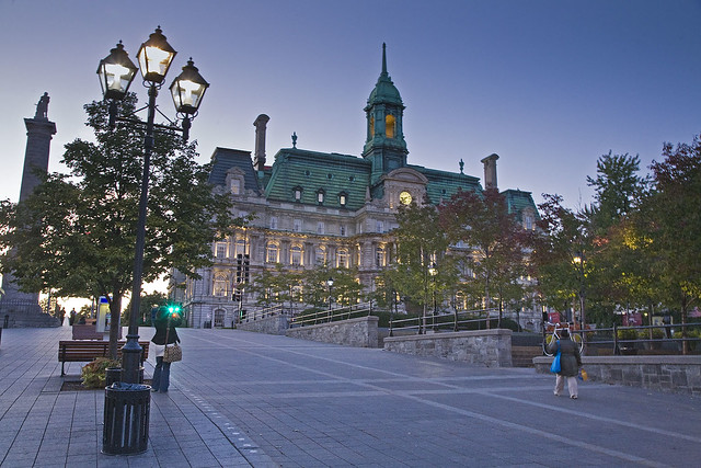 Montreal Quebec: Last Minute Labor Day Travel Ideas