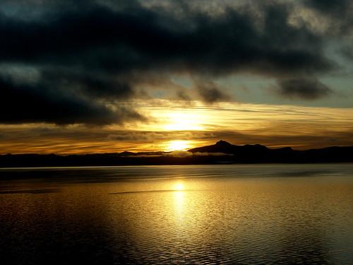 sun lake sol argentina sunrise lago amanhecer bariloche nahuelhuapi