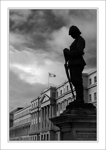 081109 - Cheltenham Remembrance Sunday