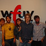 Son Volt with Claudia Marshall at WFUV
