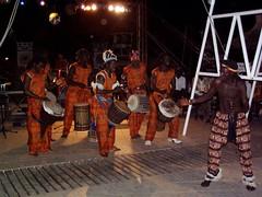 Drummers, Saly Senegal