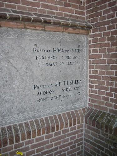 RC churchyard Jutphaas