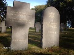 lens-sallaumines, frankreich, Ludwig Abraham / Andreas Siegmund  / Hans Lachmeier -Soldatenfriedhof, מלחמת העולם הראשונה       קבר יהודי,