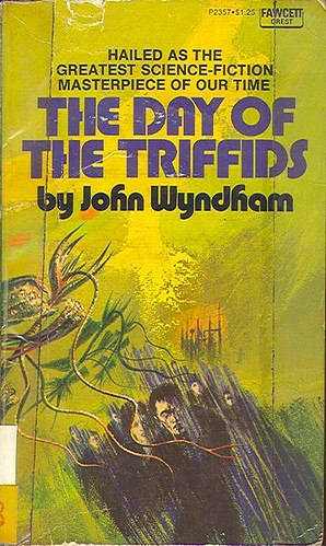 Wyndham, John - The Day of the Triffids (1970's PB)
