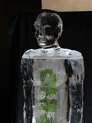 Oxfam climate change ice sculptures (making of)