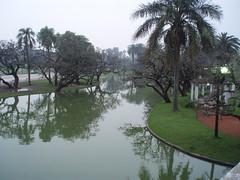 Parque tres de Febrero, Buenos AIres
