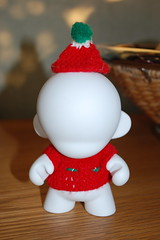 red, christmas, snowman, toy,