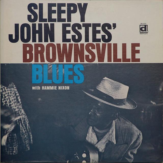 Sleepy John Estes With Hammie Nixon - Live In Japan