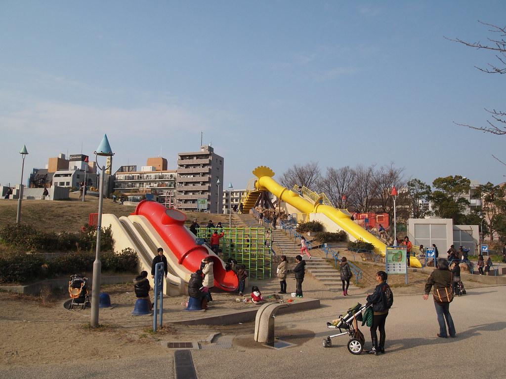 【大阪観光】扇町公園・プールの土日祝に安いオススメ駐車場15 ...