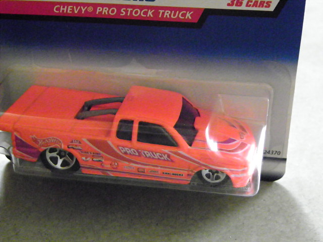 chevy pro stock truck