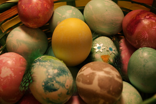 easter eggs by ceck0face