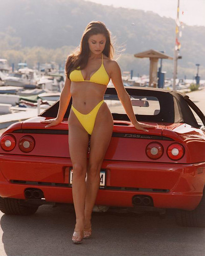 1996 Ferrari F355 Spider From The Rock Cool Cars In Movies