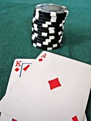 Gambling at the casino