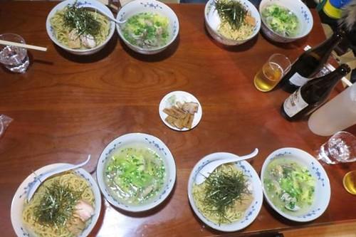 あさり塩つけ麺 (7)