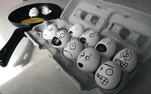 What's all the eggcitement about?