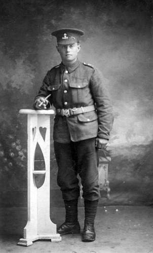 World War 1 Serviceman