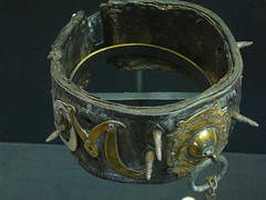 Leeds Castle, Dog Collar museum