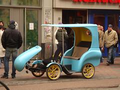 bike taxi Amsterdam