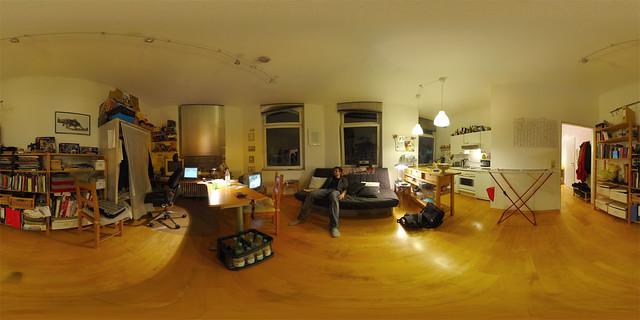 My Room Panorama